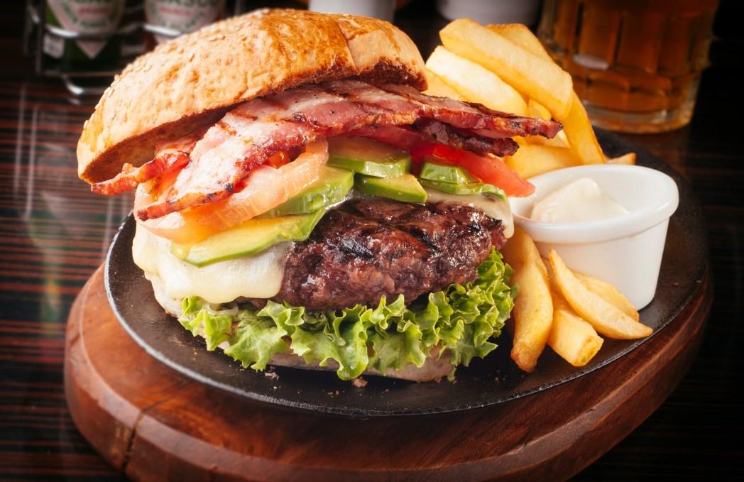 Kaksi burgeria