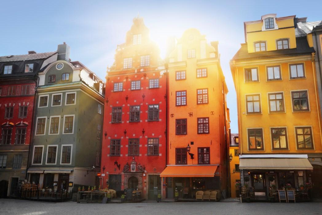Nähtävyydet, Tukholma: Gamla Stan