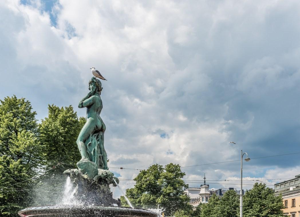Havis Amanda Helsingissä