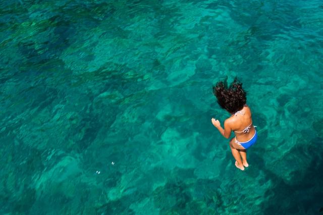 Uimista Krabilla