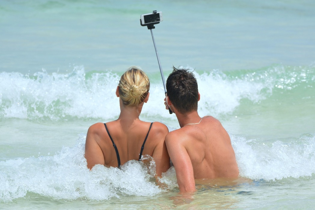 Selfie-kuva, Photo: Ben_Kerckx / Pixabay
